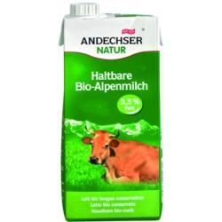 Lait vache entier 3,5% mg 1 L