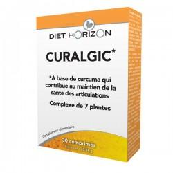 CURALGIC - Curcuma suractivé par 7 plant
