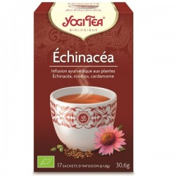 YOGI TEA Echinacéa 17 sachets