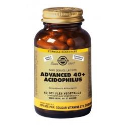 Advanced 40+ Acidophilus 60 gélules végé