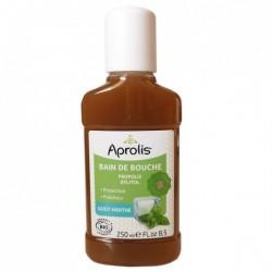 Bain bouche Aprolis goût menthe 250 ml