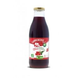 JUS Cranberry Canneberge 1L COLIBRI