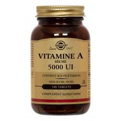 Vitamine A avec Vitamine C Tablets