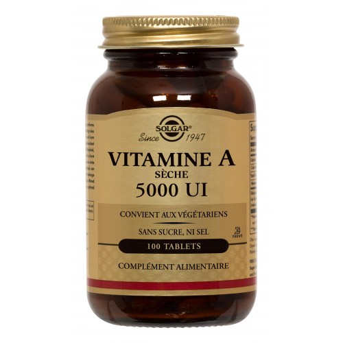 VITAMINE A + VITAMINE C tablets