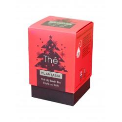 Thé noir bio fruits des bois 24 gr