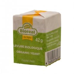 Levure fraîche en cube 42 gr