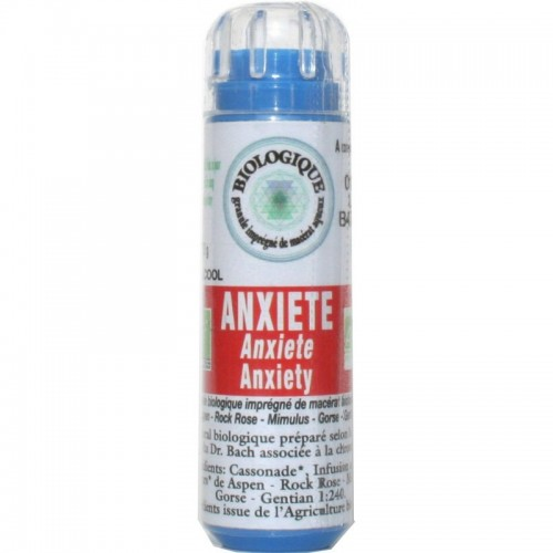 FLEUR BACH ADULTE ANXIETE granule