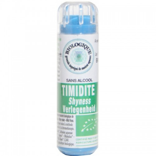 FLEUR BACH ENFANT TIMIDITE granule