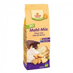 Farines-mix bio 1 kg