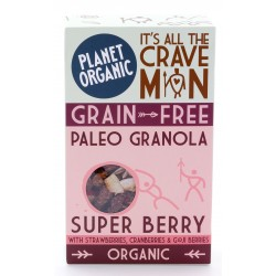 Paléogranola super berry 350 gr