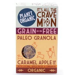 Paléogranola caramel apple 350 gr