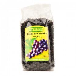 Raisins de Corinthe bio 250 gr