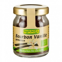 Vanille bourbon bio poudre 15 gr