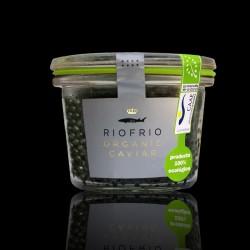 Caviar classique 60 gr bio Riofrio