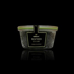 Caviar Excellsius 200 gr bio Riofrio