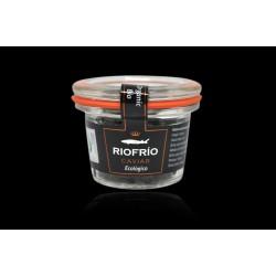 Caviar bio classique Riofrio 15 gr