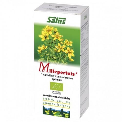 Suc de plantes Millepertuis bio 200 ml