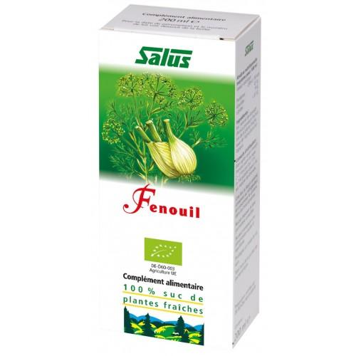 Suc de plantes Fenouil bio 200 ml