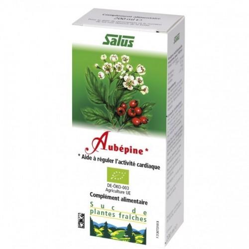 Suc de plantes Aubépine bio 200 ml