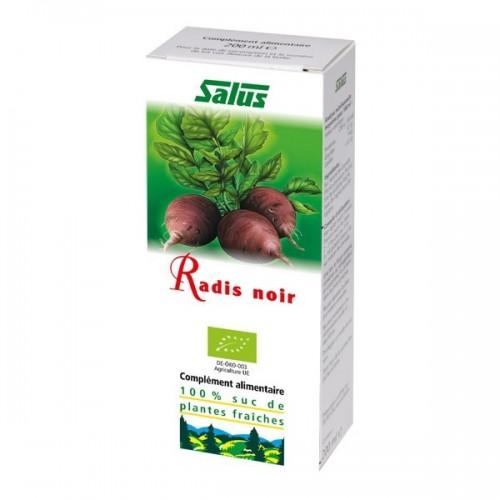 Suc de radis noir bio Flacon 200 ml
