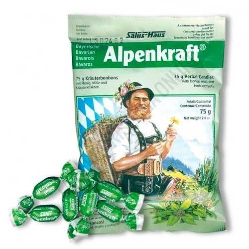 Bonbons Alpenkraft 75 gr