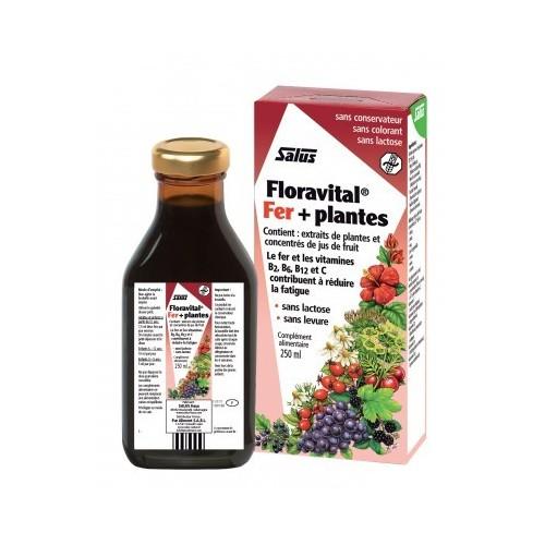 FLORAVITAL (ss gluten, ss levure) 250ml