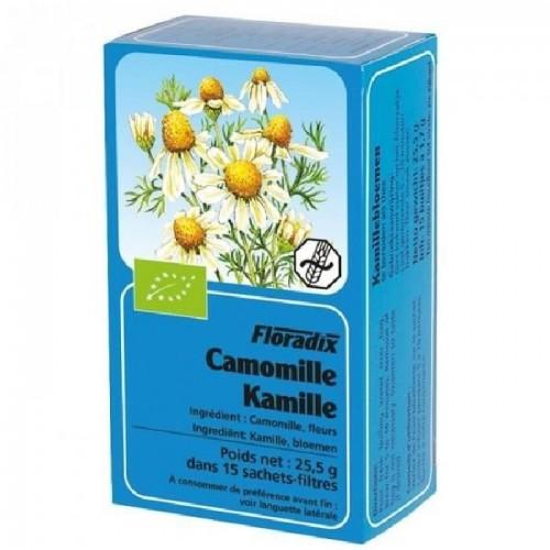 Tisane Bio camomille - 15 sachets