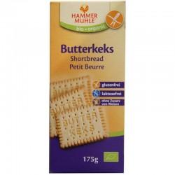 Sablés bio petit beurre 175 gr ss gluten