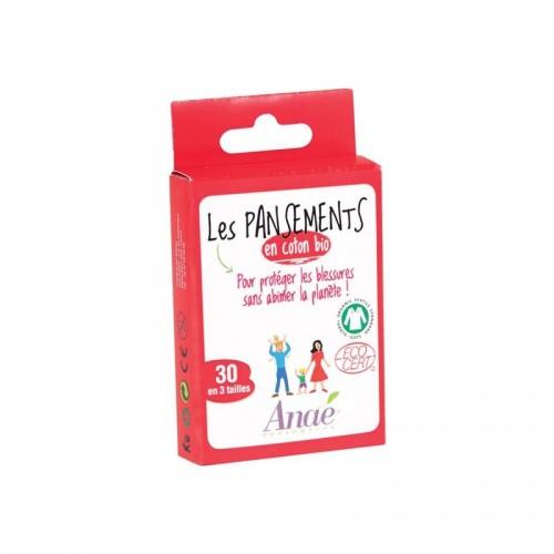 PANSEMENT COTON (x30)