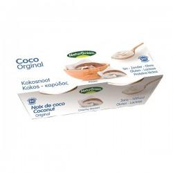 Dessert noix coco bio ss gluten 2 x 125