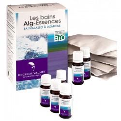 Alg-essences ( boite de 6 bains )