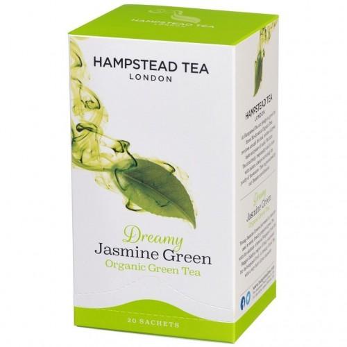 JASMIN GREEN TEA THE VERT JASMINx20sach.