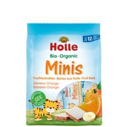 Bio Minis Barre aux Fruits 100gr
