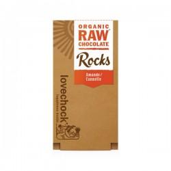 Rocks amande cannelle 80 gr