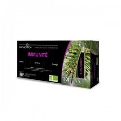 AMPOULES IMMUNITE 20 x 10 ml