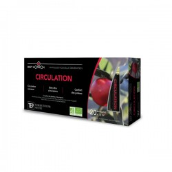 AMPOULES CIRCULATION 20 x 10 ml