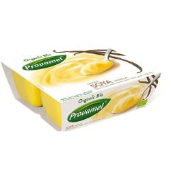 Soja dess. Vanille Provamel 4 x 125 gr