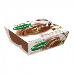 Soja dess. Choco Provamel 4 x 125 gr