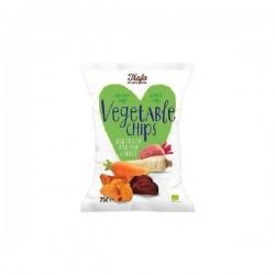 Chips légumes salés 75 gr