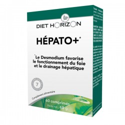 HEPATO + - formule au Desmodium 60 cp