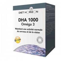 DHA 1000 Oméga 3 - 60 capsules
