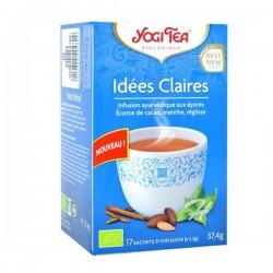 YOGI TEA Idées claires 17 sachets
