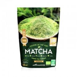 Poudre thé vert Matcha sachet 50 gr