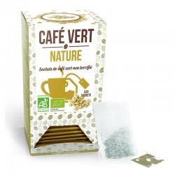 Café vert nature non torréfié (x20 sache