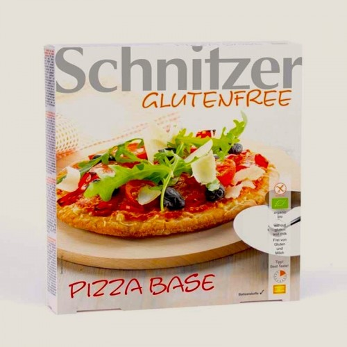 PIZZA Base 3x100g ss gluten