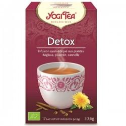 Yogi Tee Detox 17 sachets