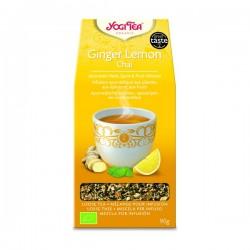 YOGI TEA gingembre citron bio vrac 90 g