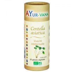 Centella Asiatica bio 60 gélules végétal