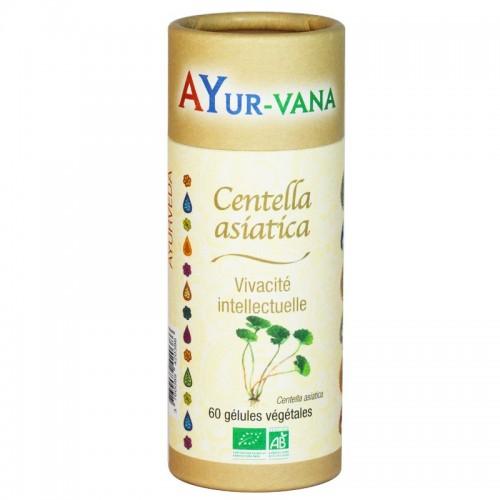 CENTELLA ASIATICA 60 gélules végétales