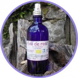 Hydrolat bio de rose 250 ml